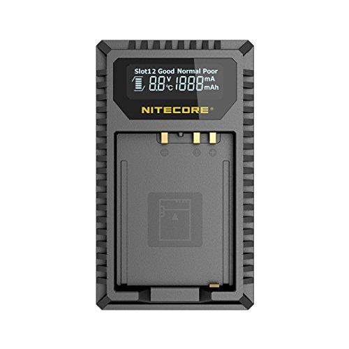 batería np-w126s fabricante Nitecore