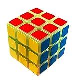 MeiCube Original! 3x3x3 Zauberwürfel für Speedcuber. Speedcube leuchtet im Dunklen!