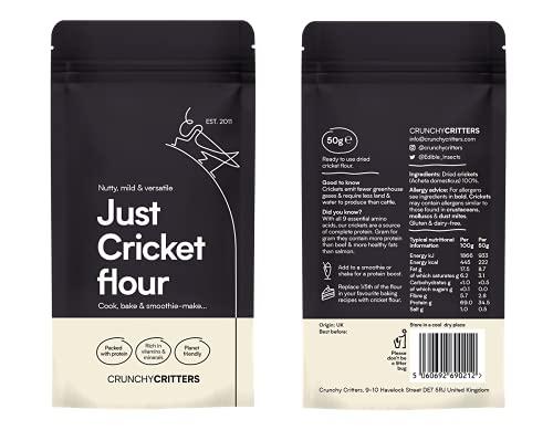 Cricket flour - 2 x 50g
