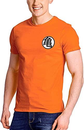 TusPersonalizables.com Camiseta Dragon Ball - Logo de la Escuela Tortuga - Kame House - Roshi (S)