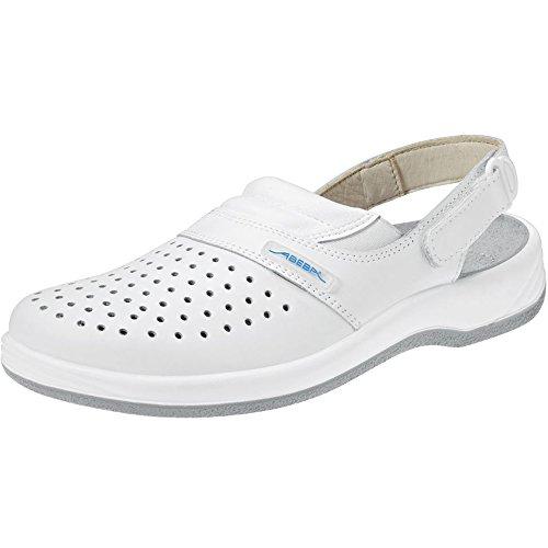 Abeba 8600–35Arrow Schuhe Blitzschuh, Weiß, 8600-38