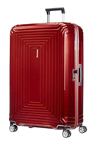 Samsonite Neopulse Hardside Spinner 81/30, Metallic Red