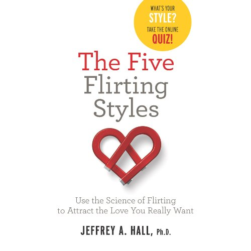The Five Flirting Styles audiobook cover art