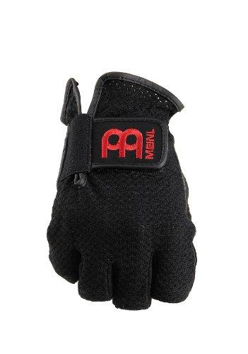 3. Meinl Half Finger Drummer Gloves