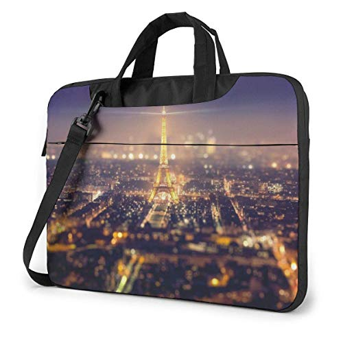 XCNGG Bolso de hombro Computer Bag Laptop Bag Carrying Laptop Case, The Egyptian Pyramids Computer Sleeve Cover with Handle, Business Briefcase Protective Bag for Ultrabook, MacBook, Asus, Samsung, S