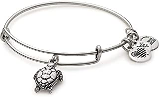 Alex and Ani Charity By Design Turtle Rafaelian Bangle...