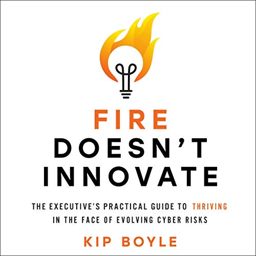 Fire Doesn't Innovate cover art