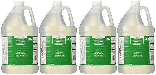 Daily Chef Distilled White Vinegar 2/1 gallon jugs (4 PACK)