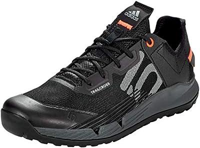 adidas Herren 5.10 Trailcross Lt Leichtathletik-Schuh, Kern Schwarz/Grau Zwei F17 ??/ Solar Rot, 40 EU