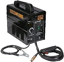 125 Amp 120 Volt/20 Amp Flux Core Wire Welder