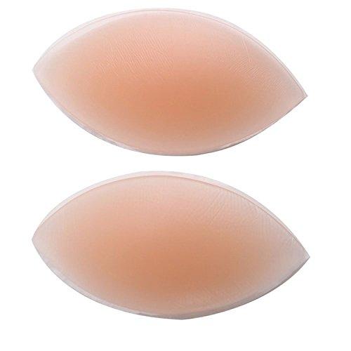 Boolavard (Un boulettes Insérer de Silicone Breast Enhancers Poulet Filets Bra Pad