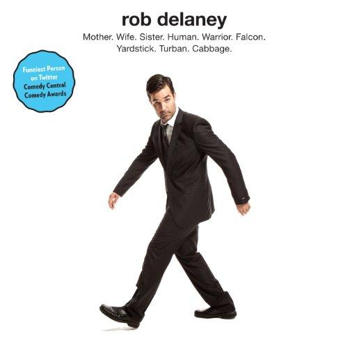Rob Delaney cover art