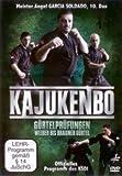 Kajukenbo Belt Promotion White to Brown Belt DVD by Master Angel GARCIA SOLDANO