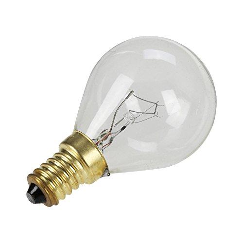 Reliapart Ampoule longue E14 SES 40 W pour hotte aspirante Zanussi