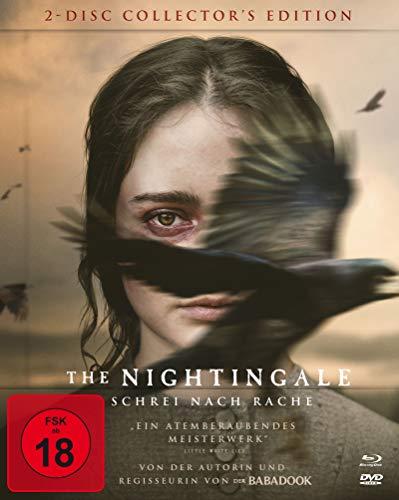 The Nightingale - Schrei nach Rache - Mediabook  (+ DVD) [Blu-ray]