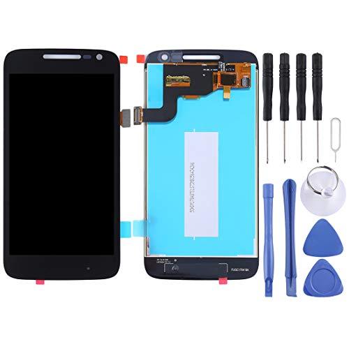 ASAMOAH Display LCD sostitutivo del Telefono Cellulare Schermo LCD + Touch Panel per Motorola Moto G4 Play