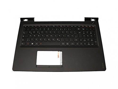 Lenovo IdeaPad 700-15ISK (80RU) Original Tastatur inkl. Topcase DE (deutsch) schwarz/schwarz mit Backlight