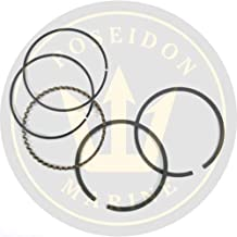 Poseidon Marine Piston Ring kit for Volvo Penta V8 5.8F RO : 3856753 Ford Block Engine 18-3937