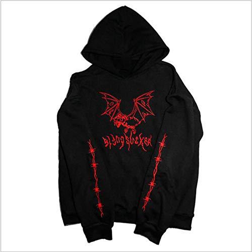 Print Herren Hoodies Sweatshirts Herbst Herren Hip Hop Mode Lässig Männliche Hoodies Sweatshirts Größe M3XL