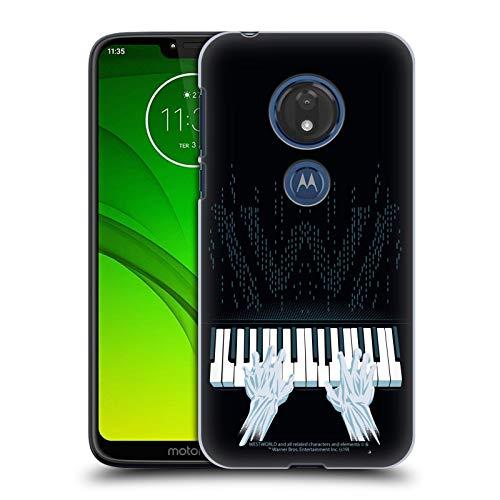 Head Case Designs Offizielle Westworld Piano Grafiken Harte Rueckseiten Handyhülle Hülle Huelle kompatibel mit Motorola Moto G7 Play