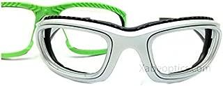 3M ZT45 Prescription Ready Safety Goggles - Silver with Graffiti