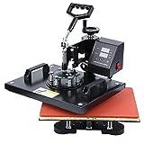 Ridgeyard - Prensa digital de sublimación para transferencia en tejido, 39,5x 31,5cm