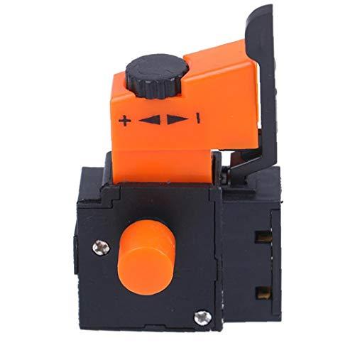Interruttore di controllo della velocità Trapano elettrico grilletto FA2-4 / 1BEK trapano a mano di regolamento di velocità regolabile per Electric DrillGood Helper per l'Industria