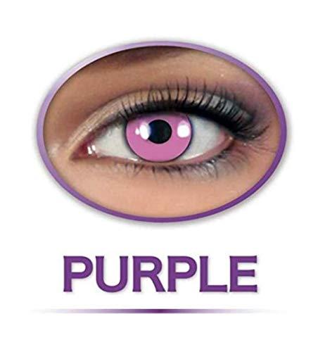 KarnevalsTeufel 2x Kontaktlinse