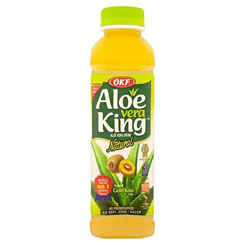 OKF Aloe Vera Drink Kiwi 20x500ml