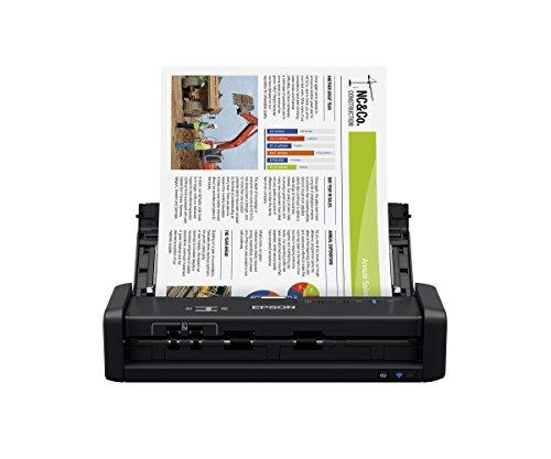 Epson Workforce ES-300W Wireless Color Portable Scanner