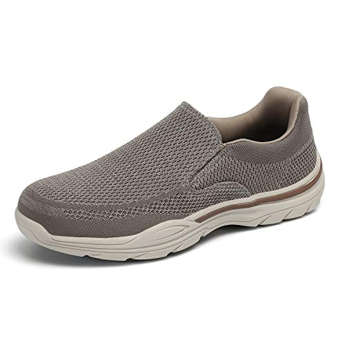 PAMRAY Zapatillas sin Cordones Mocasines para Hombre Sneaker Casuales Zapatillas de Deporte...
