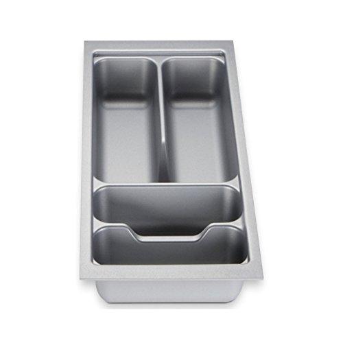 ORGA-BOX® I Besteckeinsatz Besteckkasten 217 x 474 mm für Blum Tandembox + ModernBox