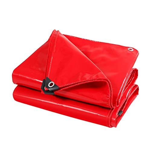 Toile d'ombrage JT- Tissu Anti-Pluie Tissu Anti-Pluie épaissi Tissu clothawning Bâche extérieure Bâche de Protection Solaire Parasol en Plastique Durable (Size : 3m*5m)