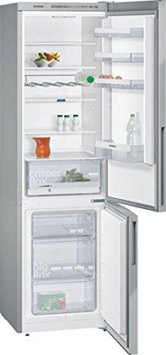 Siemens KG39VVL31 iQ300 Kühl-Gefrier-Kombination / A++ / 201 cm Höhe / 238 kWh/Jahr / 250 Liter Kühlteil / 94 Liter Gefrierteil / CrisperBox Feuchtigkeitsregler