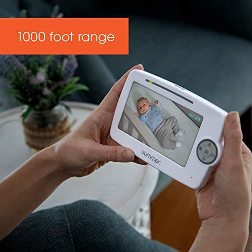 41+v3hKwsAL Best 2000 ft Range Baby Monitors With Longest Range 2021