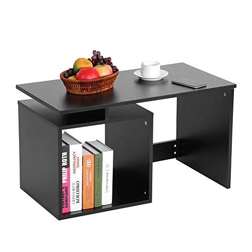 mesa de centro diseño cuadrado