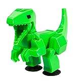 StikBot Dino -Velociraptor - Green