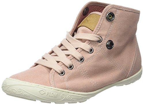 PLDM by Palladium Damen GAETANE TWL Hohe Sneaker, Rosafarbener Griff mit Druck, 36 EU