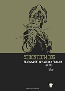 strontium dog search destroy agency files