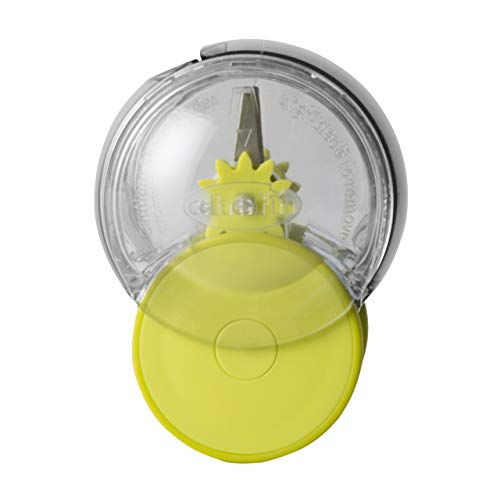 Chef'n Garliczoom Garlic Chopper, One Size, Green