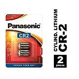 Panasonic CR-2L/2B Pile Lithium - Version française
