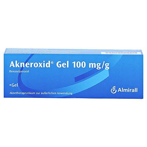 AKNEROXID 10 Gel 50 g
