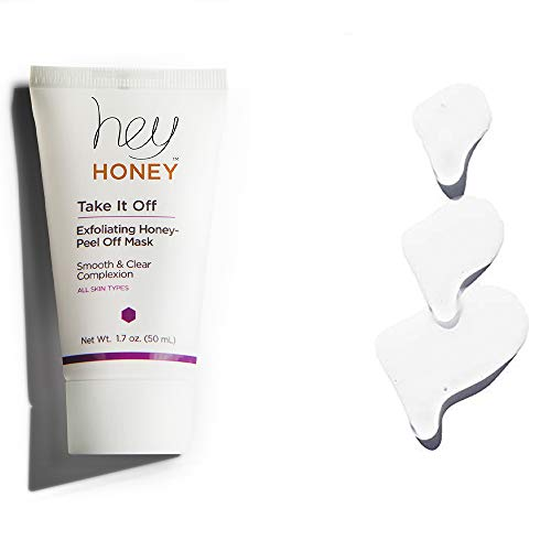 Hey Honey Take It Off Exfoliating Honey Peel Off Mask, 1.7 oz
