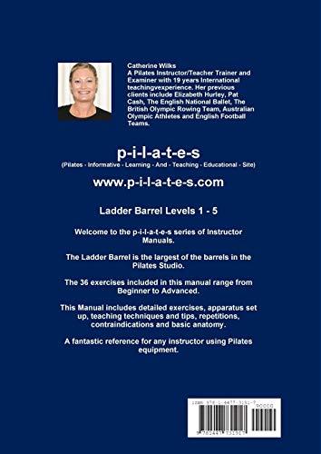 p-i-l-a-t-e-s Instructor Manual Ladder Barrel Levels 1 - 5