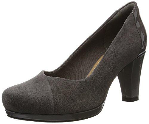 Clarks Chorus Carol, Zapatos de Tacón Mujer