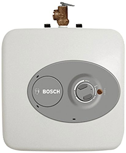 Bosch ES4 Point-of-Use Mini-Tank Water Heater, 4-Gallon