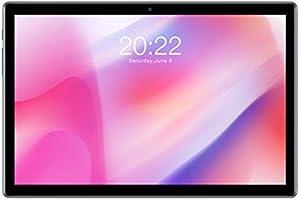 【最新Android10.0 タブレット】TECLAST P20HD タブレット 10.1インチ 4GB 64GB 8コアCPU 4G LTE SIM タブレットPC 1920*1200 IPS ディスプレイ Type-C+Bluetooth...