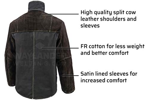 Waylander Welding Jacket
