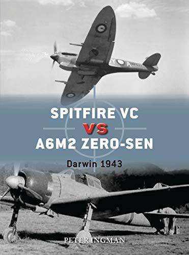 Spitfire VC vs A6M2/3 Zero-sen: Darwin 1943 (Duel)