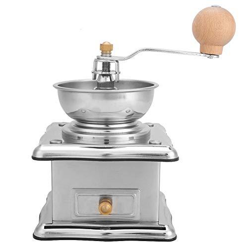 Młynek do kawy, młynek, młynek kwadratowy, ekspres do kawy ziarnistej, materiał suszący do przyprawy zbożowej